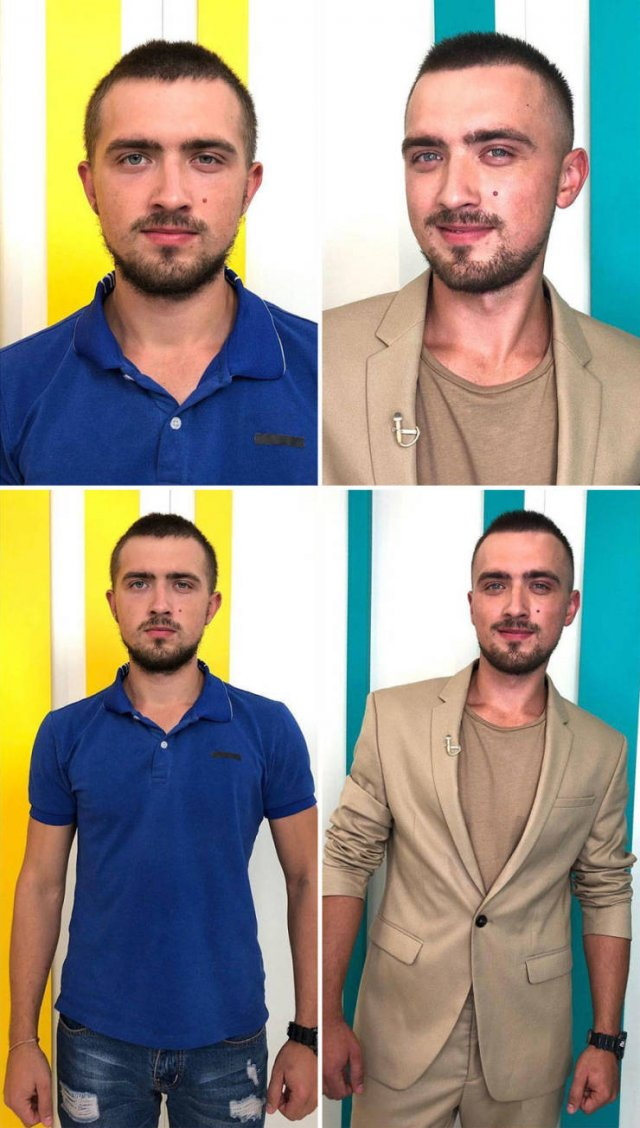 Transformations By Stylist (30 pics)