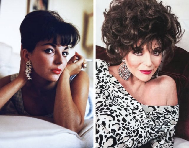 Beautiful Famous Women Aging The Most Gracefully (42 pics)