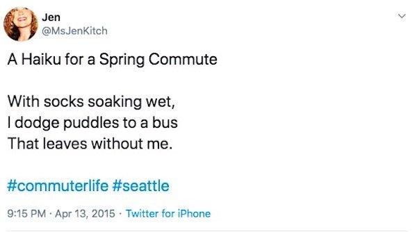 Commuter Life Tweets (30 pics)