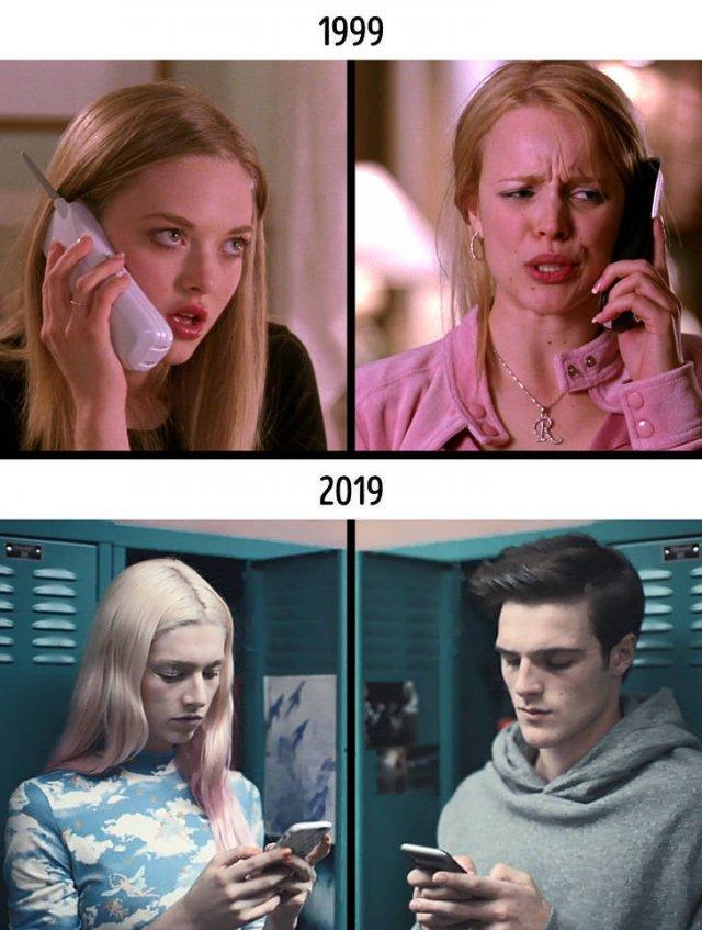 Life In 1999 Vs Life In 2019 (14 pics)