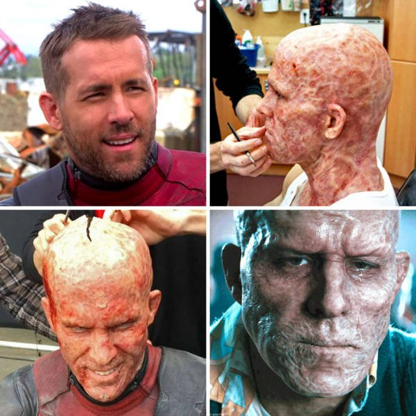 Transformations For The Roles (50 pics)