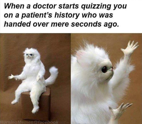 Nursing Memes (32 pics)
