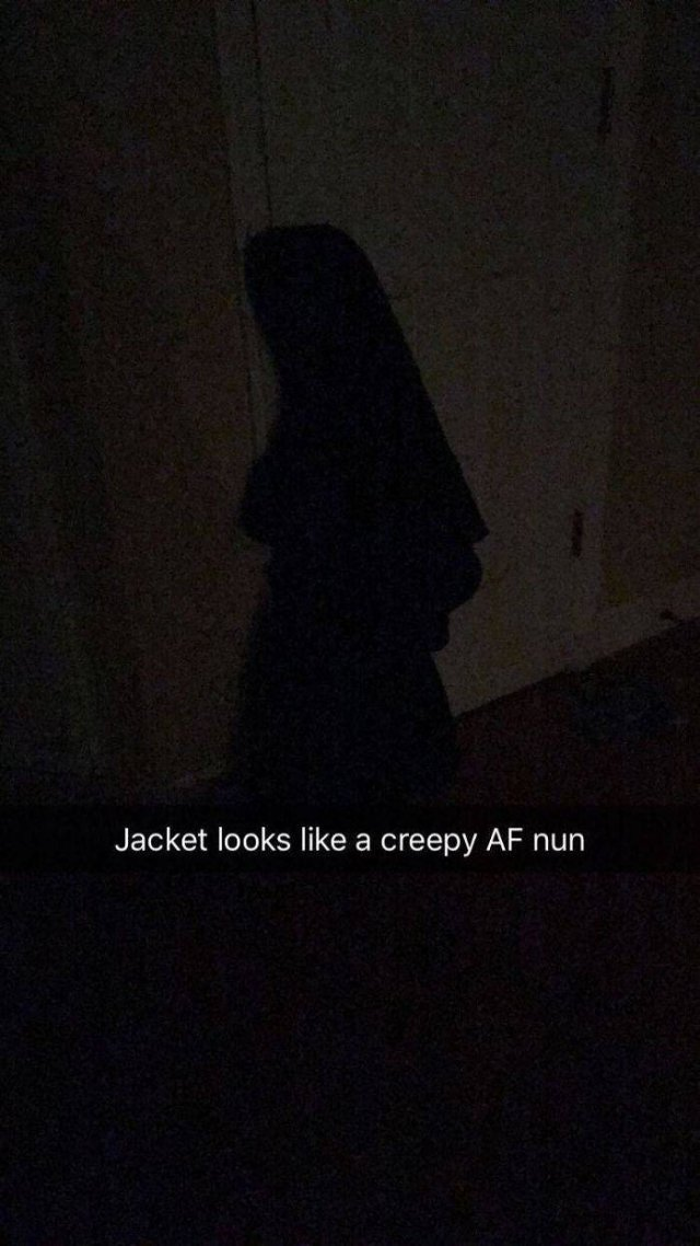 Creepy Photos Or... (50 pics)