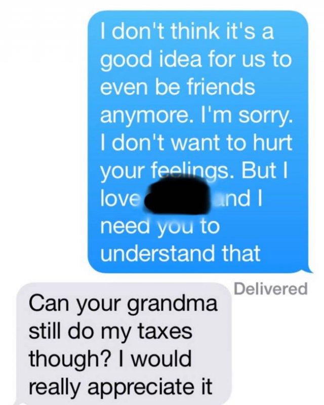 Weird Texts (33 pics)