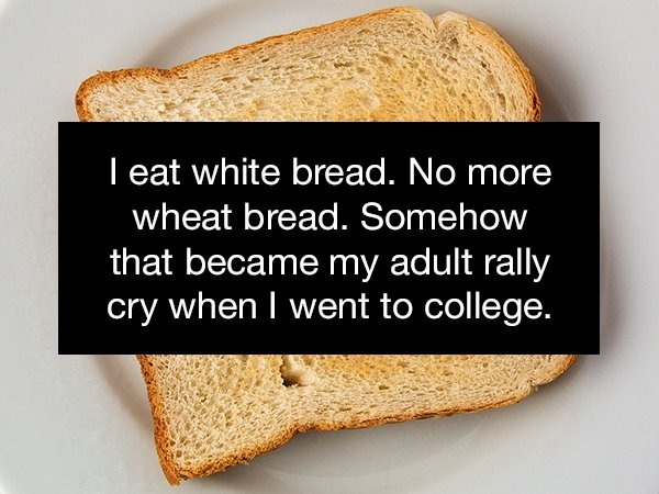 What Childhood Rules Did You Break? (20 pics)