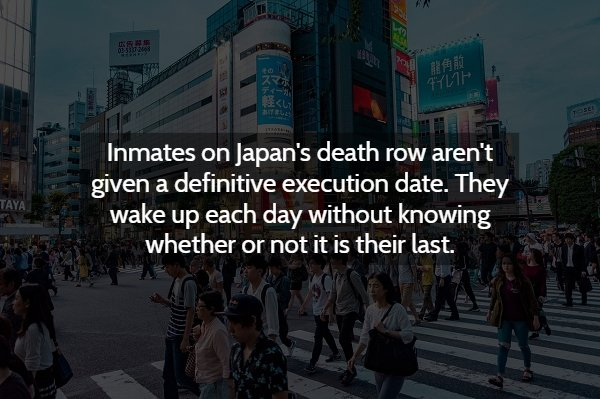 Random Scary Facts (15 pics)