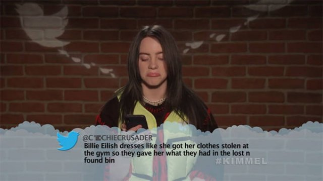 Celebrities Read Mean Tweets (13 pics)