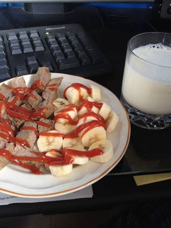 Weird Food Habits (21 pics)