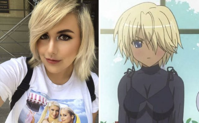 What If Anime Was Real? (33 pics)