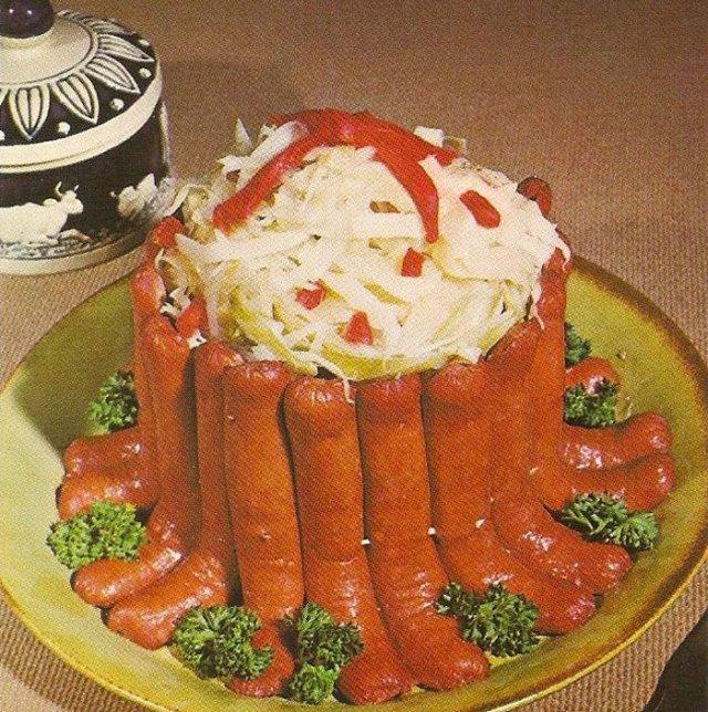 Strange Vintage Recipes (30 pics)