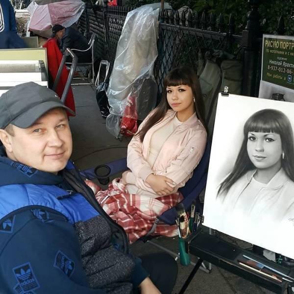 Beautiful Realistic Portraits By A Russian Artist (30 pics)