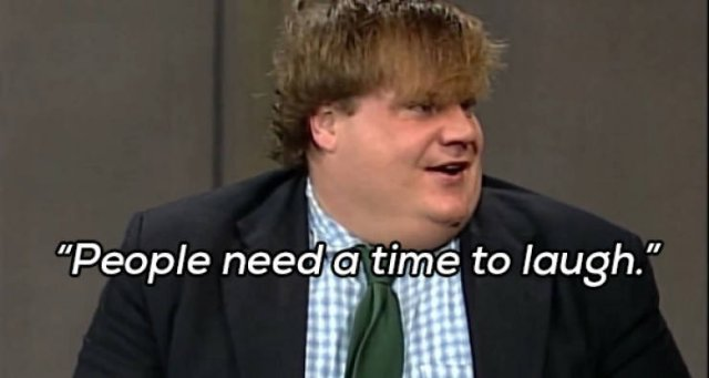 Chris Farley Quotes (19 pics)
