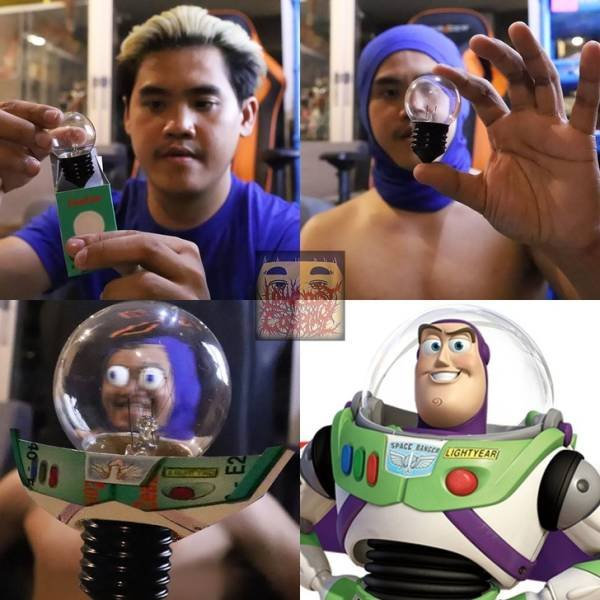 Lowcost Cosplay By Anucha Saengchart (15 pics)