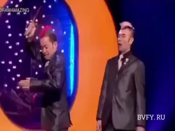 Weird Asian Humor