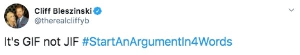 Start An Argument In 4 Words (20 pics)