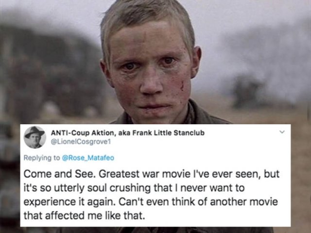 Good Films, You'll Only Watch Once Or Twice (26 pics)