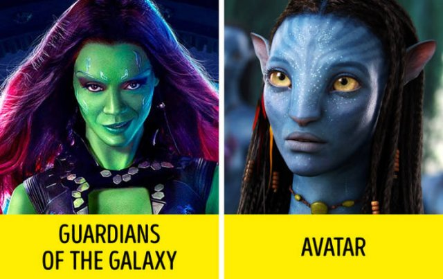 Transformations For The Roles (19 pics)