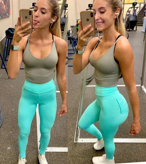Girls In Yoga Pants (40 pics)