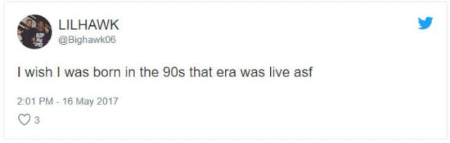 00s Teens Wish They Were Born In The 90s (30 pics)