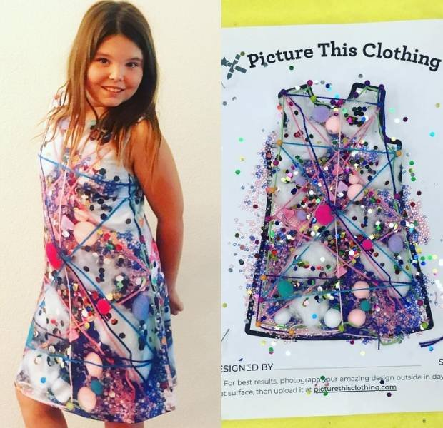 This Company Lets Kids Design Their Own Clothes (23 pics)