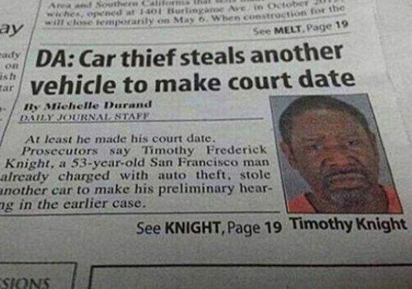 Crime Fails (25 pics)