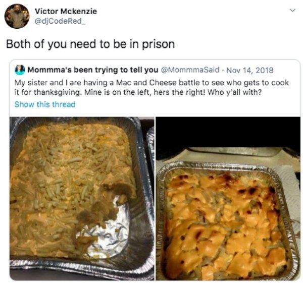 Thanksgiving Tweets (30 pics)
