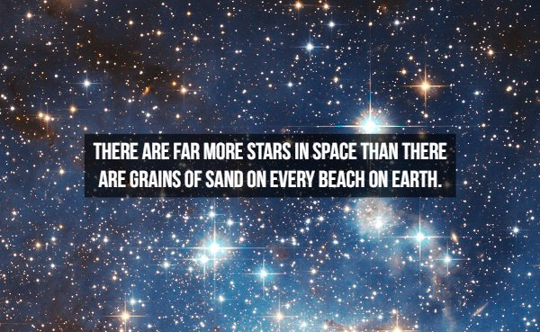 Facts About Space (20 pics)