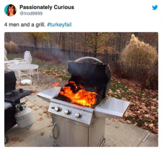 Thanksgiving Fails (40 pics)