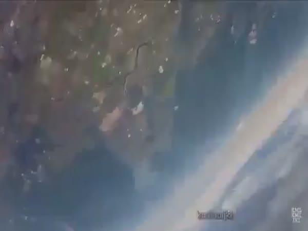 Accidental GoPro Drop