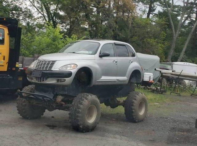 Strange Vehicles (44 pics)