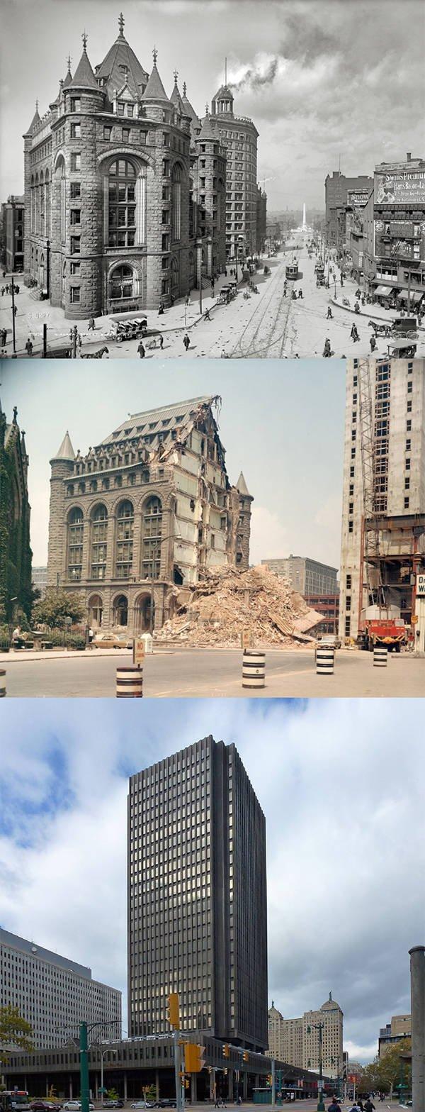 Historic Photos Of Famous Places (32 pics)