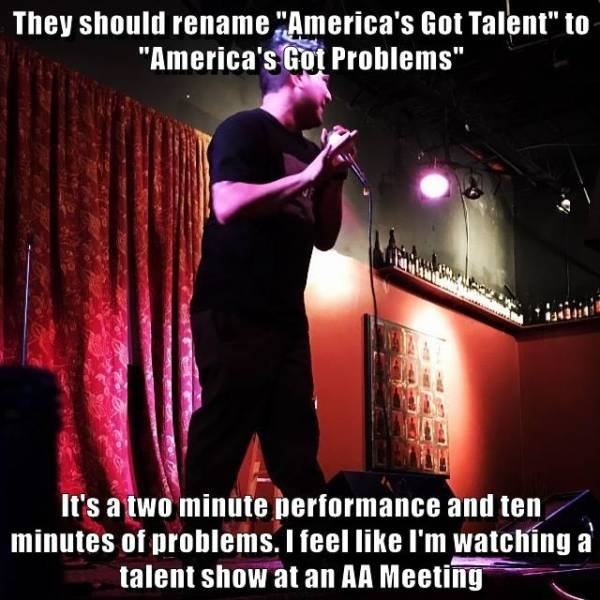 Stand Up Humor Can Be Surprising (30 pics)