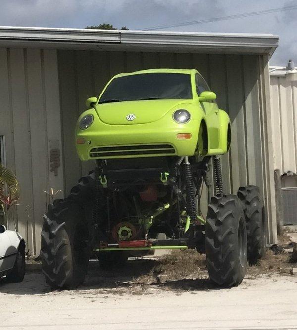 Show Me Your Weird Car (40 pics)