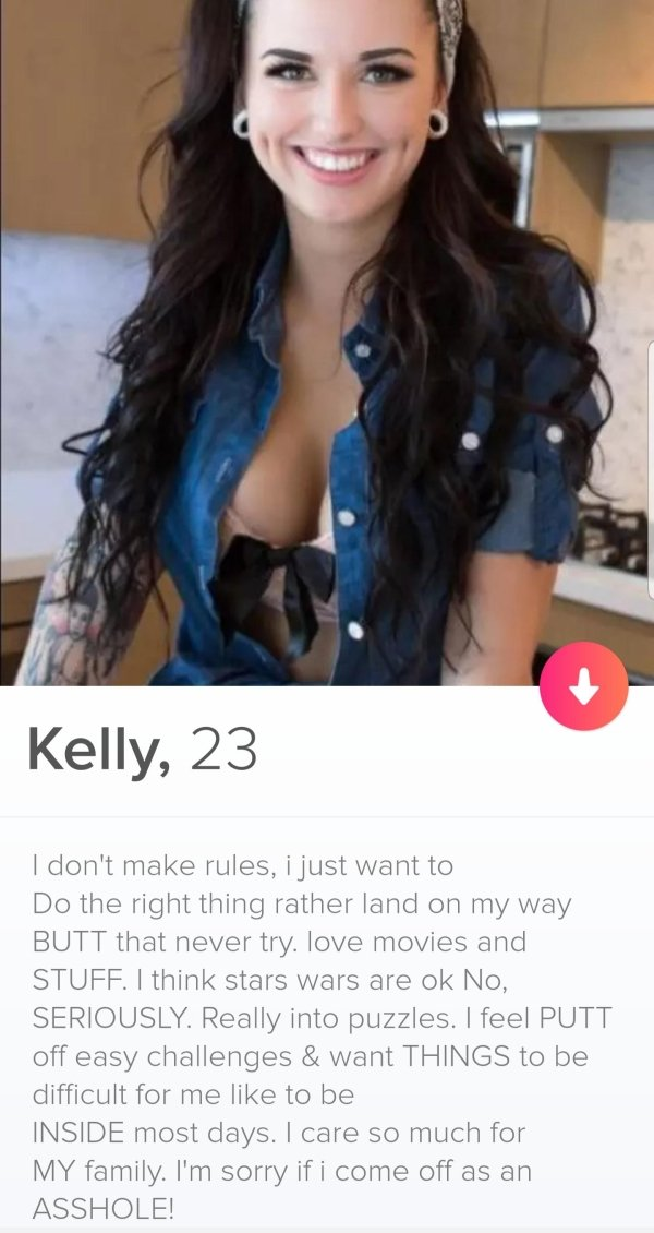 Shameless Girls From Tinder (30 pics)