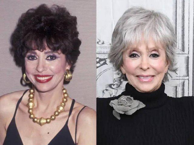 Beautifully Aging Celebrities (23 pics)