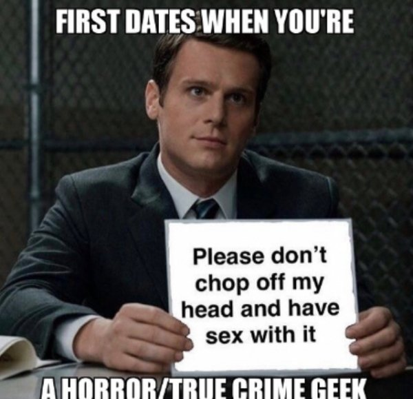 Memes For The Special Ones Who Are A Bit Obsessed With Murders In TV Shows (30 pics)