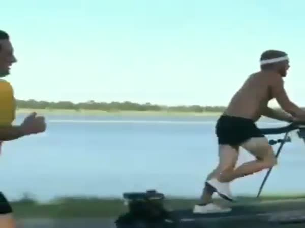 Jogging With Extra Steps