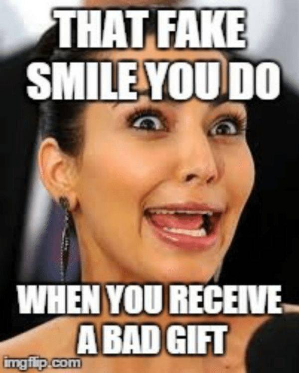 Funny Gift Memes (31 pics)