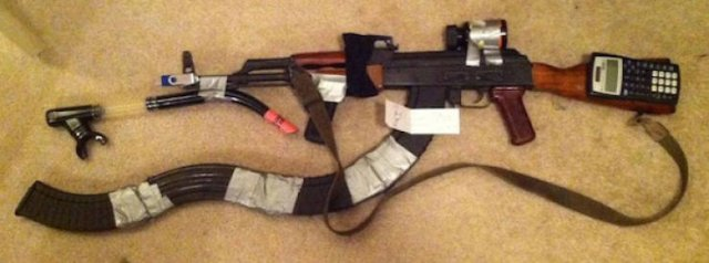 Something's Wrong With These Guns (35 pics)