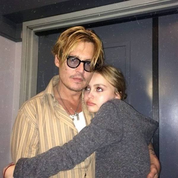 Famous Fathers And Their Daughters (21 pics)