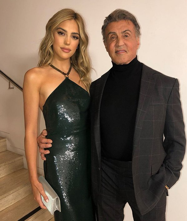 Sistine Stallone: Beautiful Sly's Daughter (26 pics)