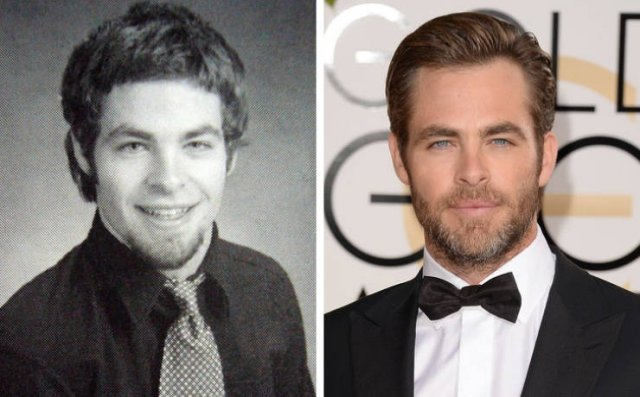 Male Celebs Then And Now (20 pics)
