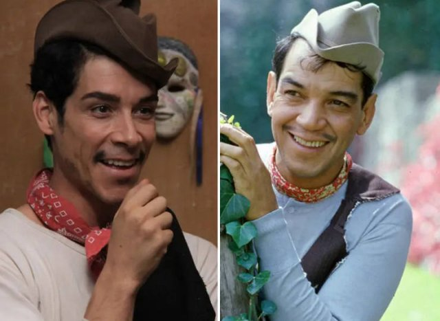 Actors Who Perfectly Fit To Their Real Life Prototypes (30 pics)