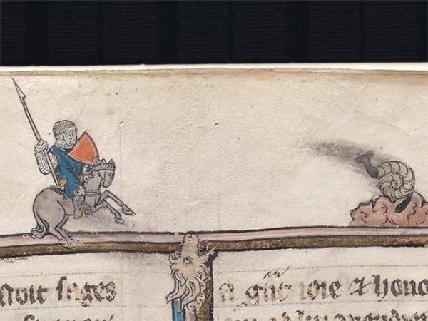 Medieval Snails Aren't So Cute (24 pics)