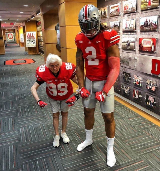 93-Year-Old Grandma And Her Grandson (30 pics)