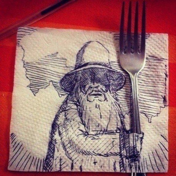Talented People Doing Their Stuff (28 pics)
