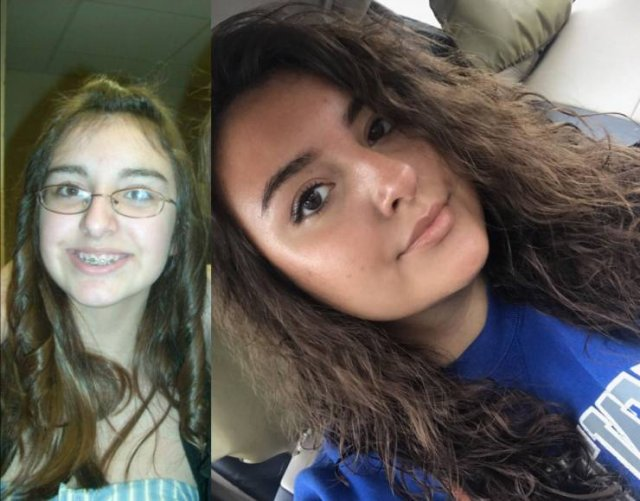Ugly Ducklings Then And Now (52 pics)