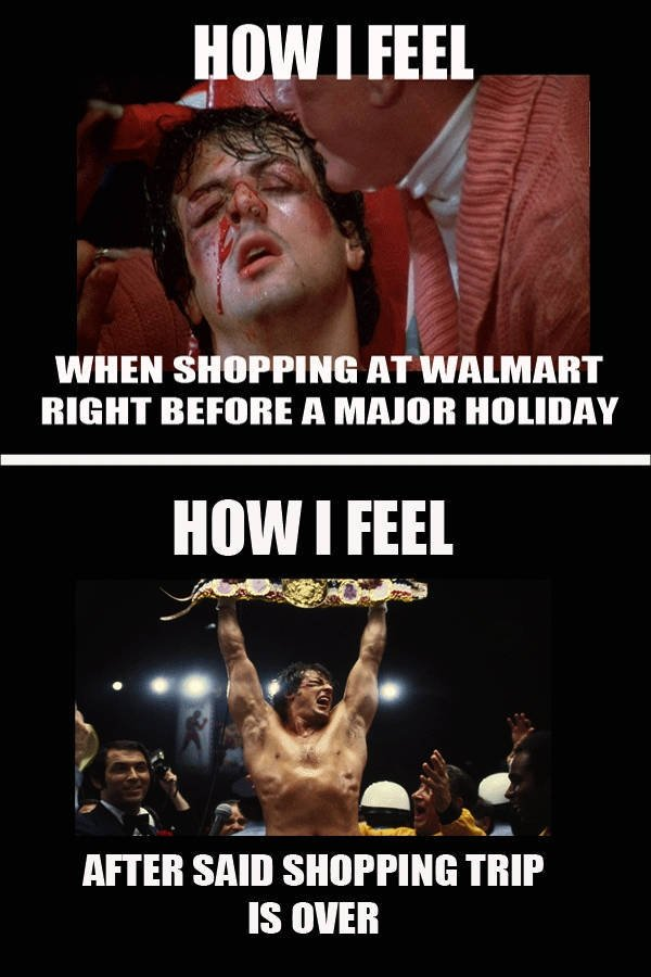 Christmas Shopping Memes (25 pics)