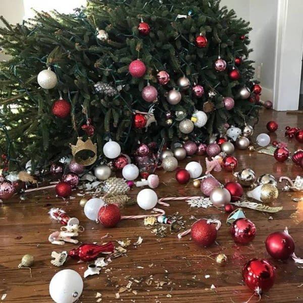 Christmas Fails (30 pics)