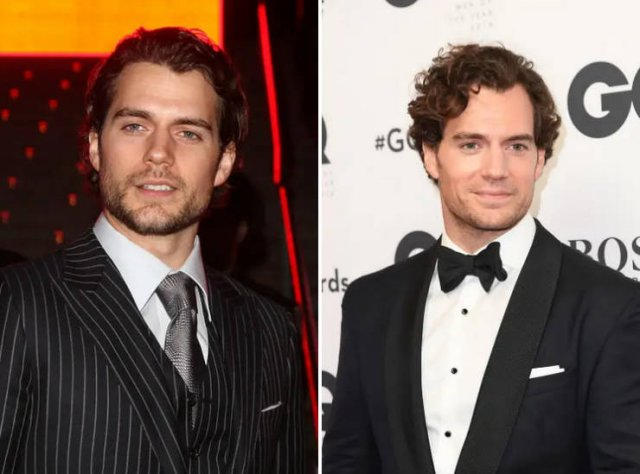 10-Year Challenge: Male Celebs Then And Now (20 pics)